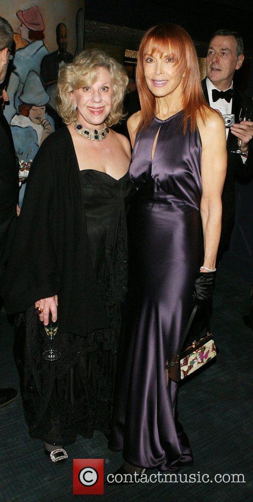 Erica Jong and Tina Louise The New York...