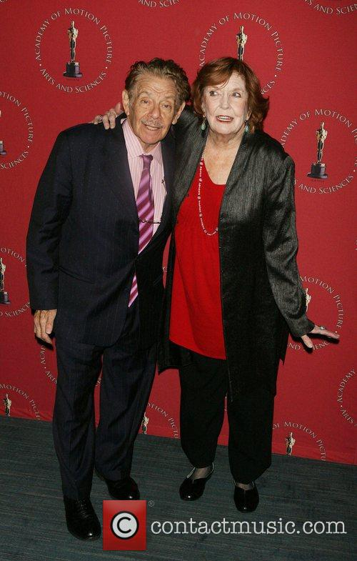 Jerry Stiller and Anne Meara The New York...