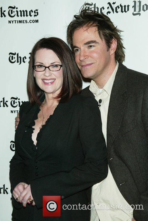 Megan Mullally and Roger Bart The New York...