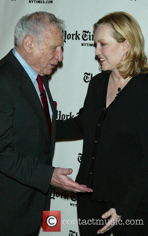 Mel Brooks and Susan Stroman The New York...