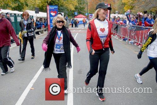 Joan Rivers and Blaine Trump 5