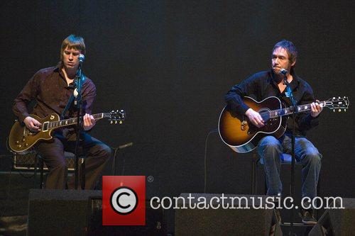 Ocean Colour Scene performing live at Birmingham Town...