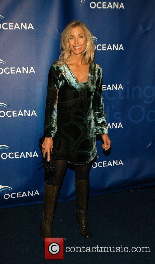 Heather Thomas The Annual Oceana Partner's Awards Gala...