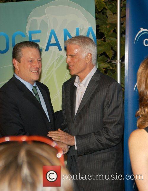 The Annual Oceana Partner's Awards Gala held the...