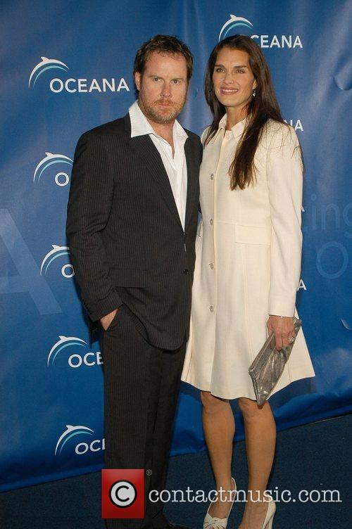 Chris Henchy and Brooke Shields  The Annual...