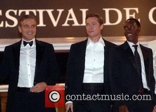 2007 Cannes Film Festival Day 9 - 'Ocean's...