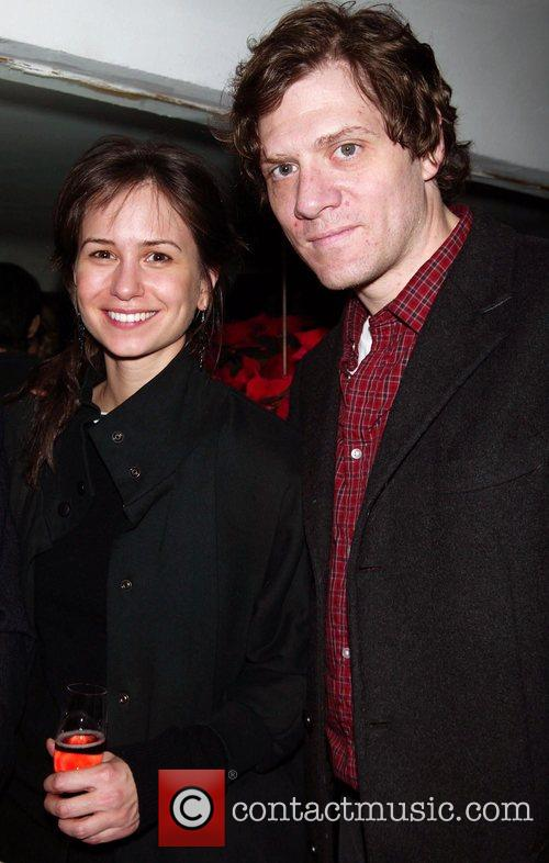 Katherine Waterston and Flea 4