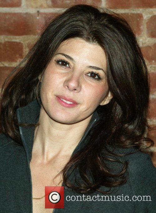 Marisa Tomei  After party for the world...