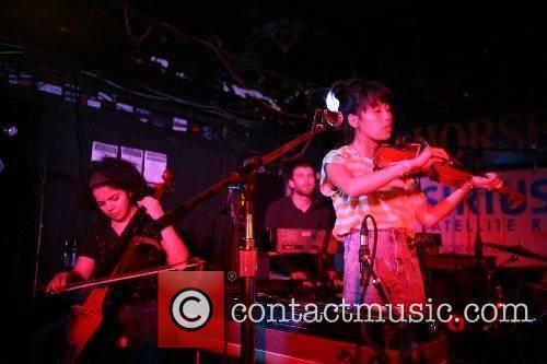 Ohbijou NXNE Concert Series at The Horseshoe Tavern...