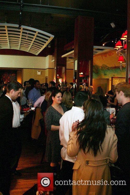 Atmosphere Opening of Olana restaurant on Madison Avenue...