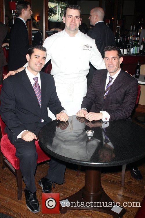Opening of Olana restaurant on Madison Avenue