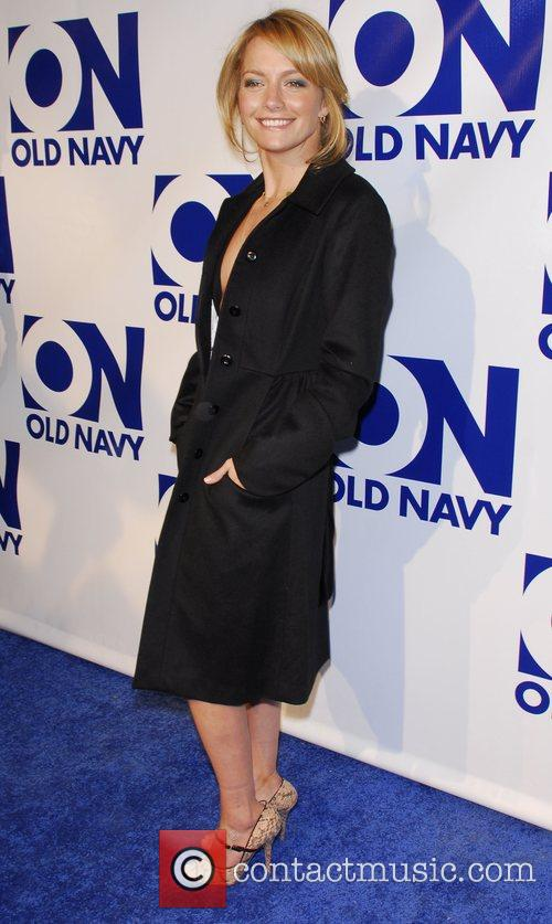 Becky Newton Old Navy brand relaunch party titled...