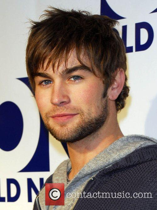 Chace Crawford Old Navy brand relaunch party titled...