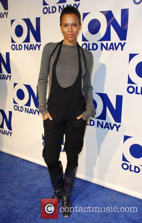 Gracie Mercedes Old Navy brand relaunch party titled...