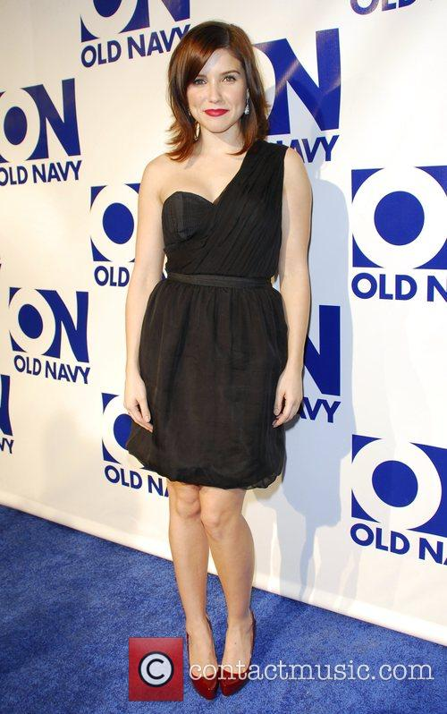 Sophia Bush Old Navy brand relaunch party titled...
