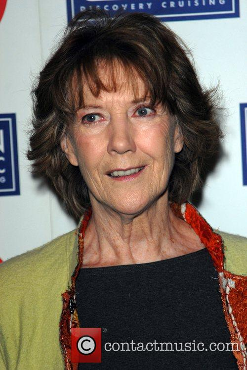 Eileen Atkins, winner of 2008 Oldie Refusenik of the year