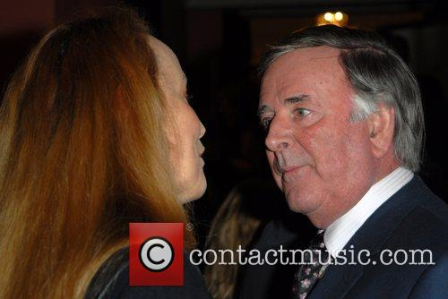 Jerry Hall and Terry Wogan 3