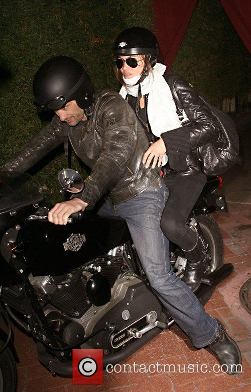 Olivier Martinez and Friend 4