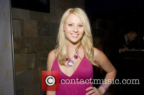 Molly Shea Of The 'olly Girls' Celebrates Her 22nd Birthday At Jet Nightclub 4
