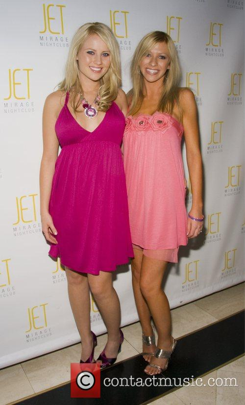 Molly Shea Of The 'olly Girls' Celebrates Her 22nd Birthday At Jet Nightclub 7