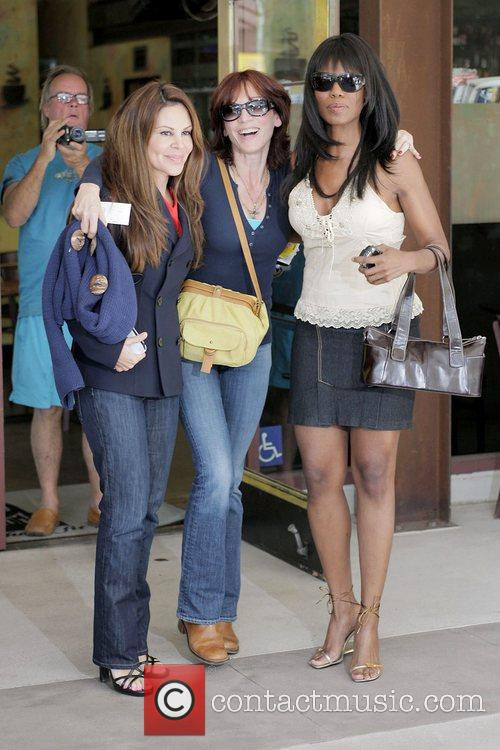Omarosa Manigault-Stallworth, Donald Trump, Marilu Henner and THE APPRENTICE 2