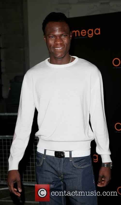 Brian Belo The launch of the Omega Fish...