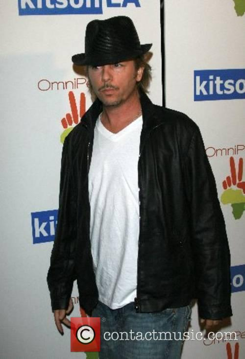 David Spade Omnipeace event, to stop extreme poverty...