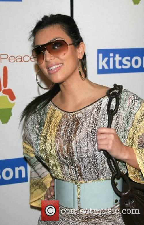 Kim Kardashian Omnipeace event, to stop extreme poverty...