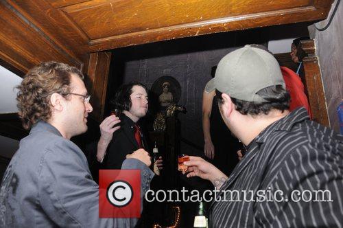 Cast of Placebo 2008 Philadelphia Film Festival Party...