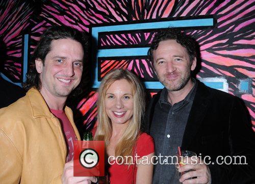 Guest, Mary Patel, Stephen Byler 2008 Philadelphia Film...