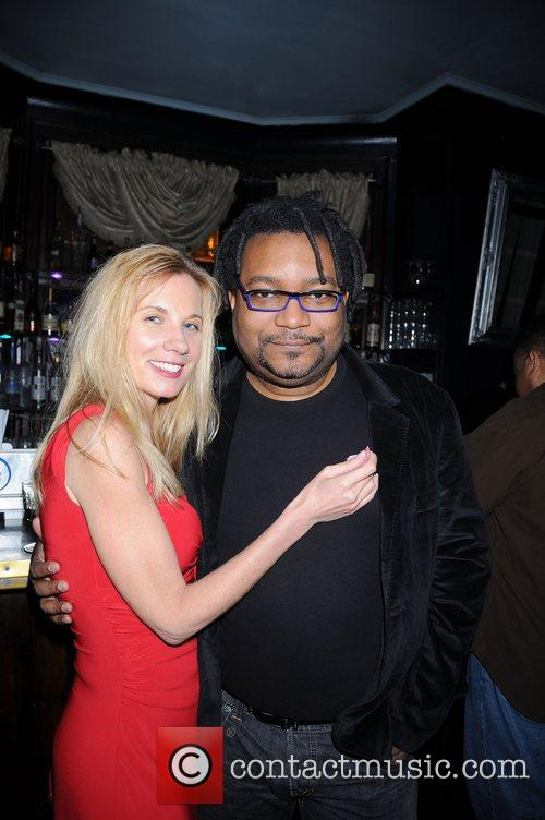 Mary Patel, Douglas Wainwright 2008 Philadelphia Film Festival...