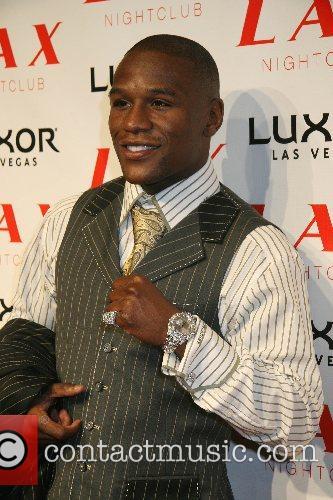 Floyd Mayweather Jr., Britney Spears and Las Vegas 4
