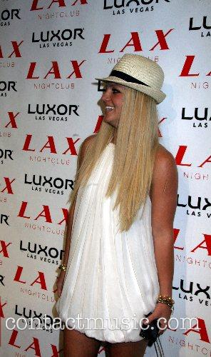 Britney Spears hosts the grand opening of LAX...