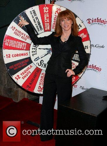 Kathy Griffin Diablo's Cantina Grand Opening  at...