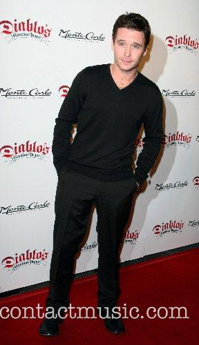 Kevin Connolly Diablo's Cantina Grand Opening  at...