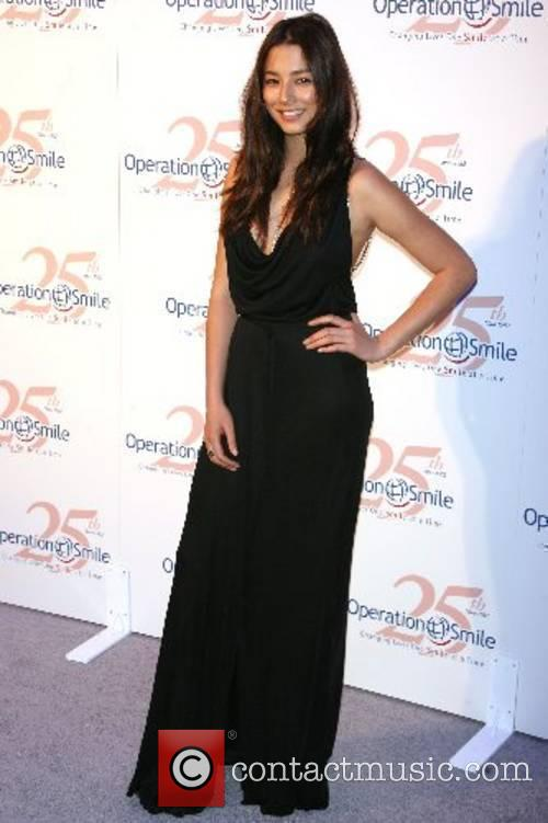 Operation Smile 25th Anniversary Collection Couture Event held...