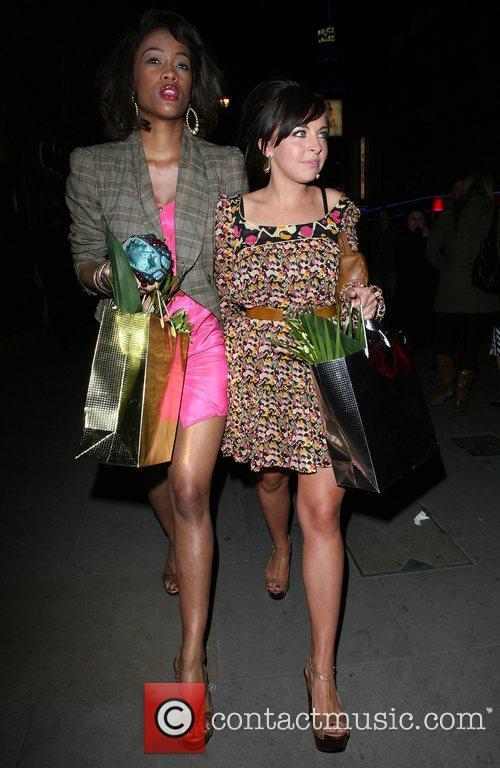 Tiana Benjamin and Louisa Lytton 2