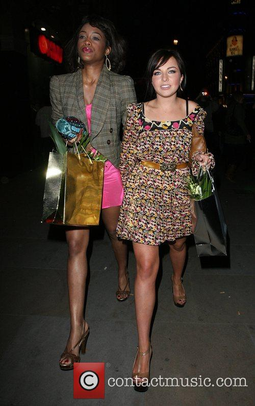 Tiana Benjamin and Louisa Lytton
