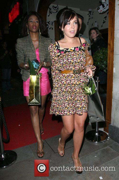 Tiana Benjamin and Louisa Lytton 6