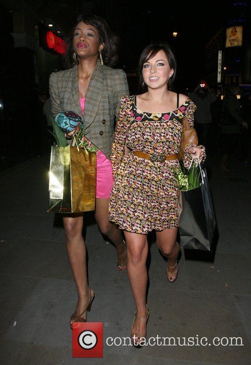 Tiana Benjamin and Louisa Lytton 4