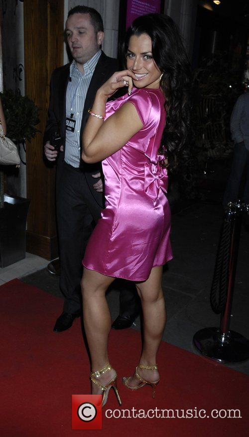 Louise Glover  Orchid bar launch party -...
