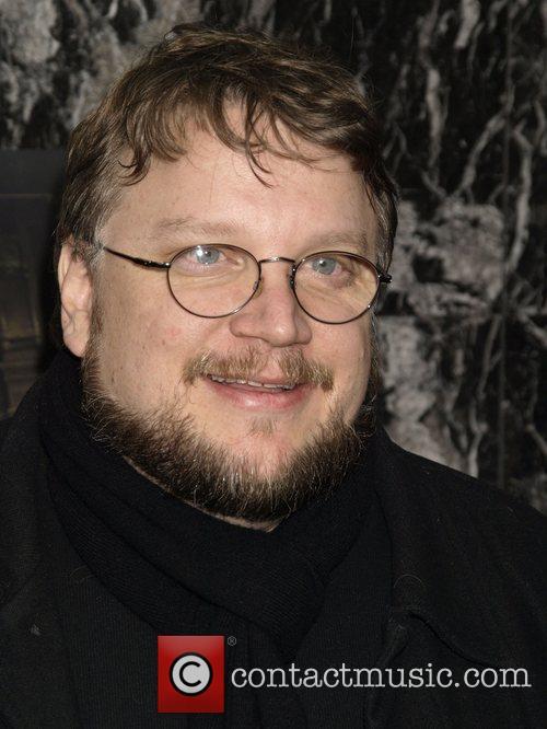 Guillermo del Toro 'The Orphanage' premiere at AMC...
