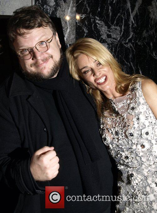 Guillermo Del Toro and Belen Rueda 1
