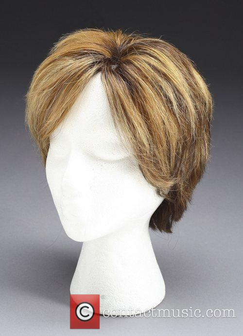 Sharon Osbourne's Wig and Sharon Osbourne 3