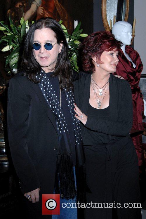 Ozzy Osbourne and Sharon Osbourne 10