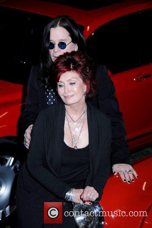 Ozzy Osbourne and Sharon Osbourne 9
