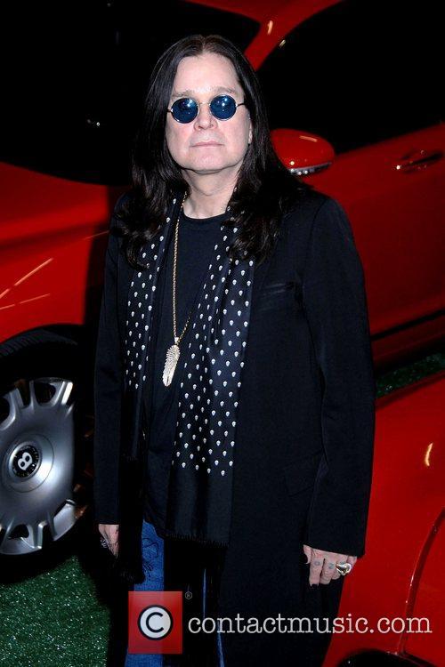Ozzy Osbourne Pre-Sale Exhibition of The Osbourne's Furnishings,...