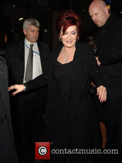 Sharon Osbourne and Kelly Osbourne 1
