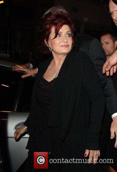 Sharon Osbourne and Kelly Osbourne 2