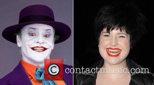 Separated at birth, The Joker and Kelly Osboune...